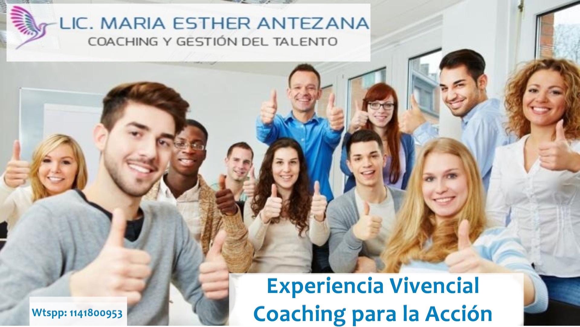 Coaching Vivencial para la Acción 01