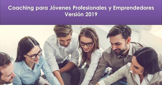 Coaching para Jóvenes profesionales y emprendedores 01