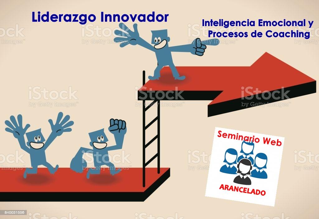 Liderazgo Innovador Inteligencia Emocional y Procesos de Coaching 01