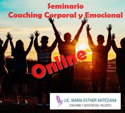Seminario Coaching Corporal y Emocional 01